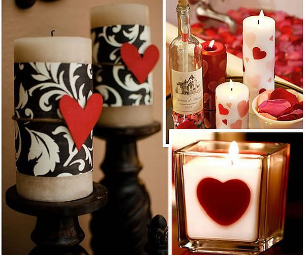 Transformer votre chambre pour la saint valentin cocon - Idee deco saint valentin ...