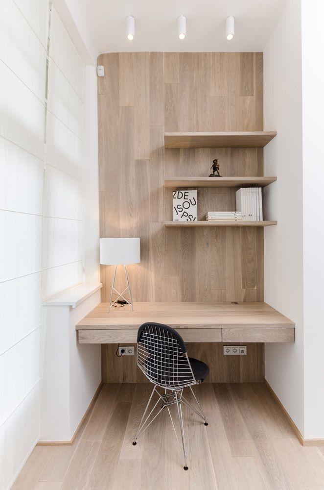 Un petit coin bureau pratique mais pas que cocon de for Coin bureau petit espace