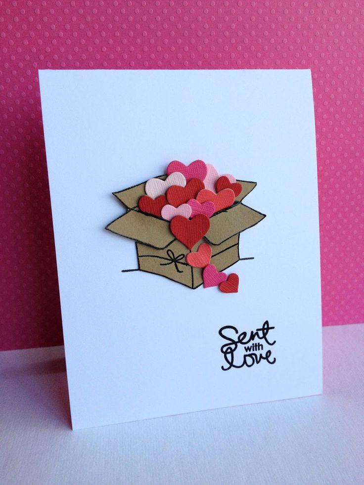 idee carte saint valentin