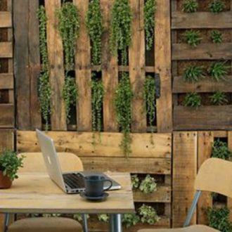 Terrasse Recup. Terrasse Recup. Idee Deco Jardin Recup Bordeaux ...