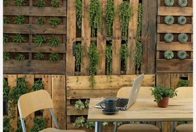 10 idées récup\' pour le jardin | Cocon - déco & vie nomade