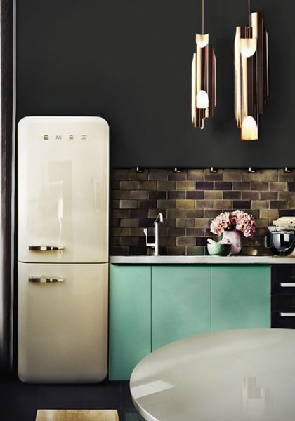 inspiration couleur le vert une couleur rafraichissante cocon d co vie nomade. Black Bedroom Furniture Sets. Home Design Ideas