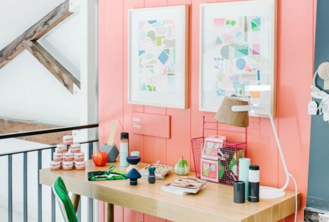 5 couleurs pour donner du peps son int rieur cocon de d coration le blog. Black Bedroom Furniture Sets. Home Design Ideas