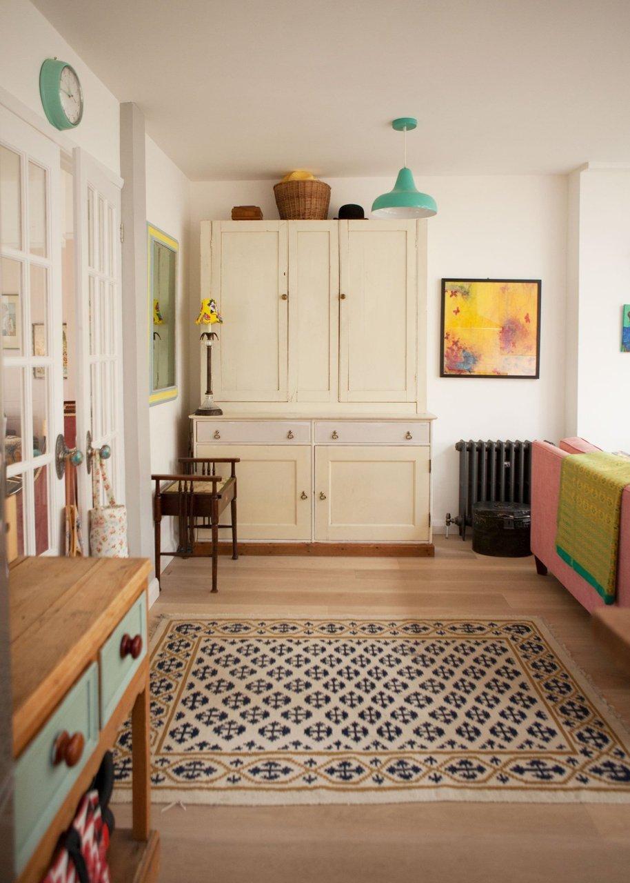 Visite un cottage color cocon d co vie nomade for Deco de interiores