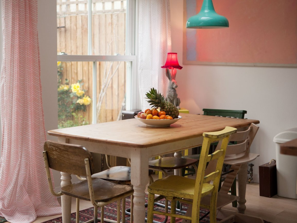 Visite un cottage color cocon d co vie nomade - Decoracion hogar vintage ...