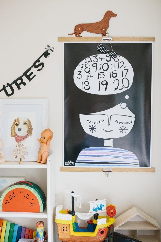 affiche deco chambre enfant
