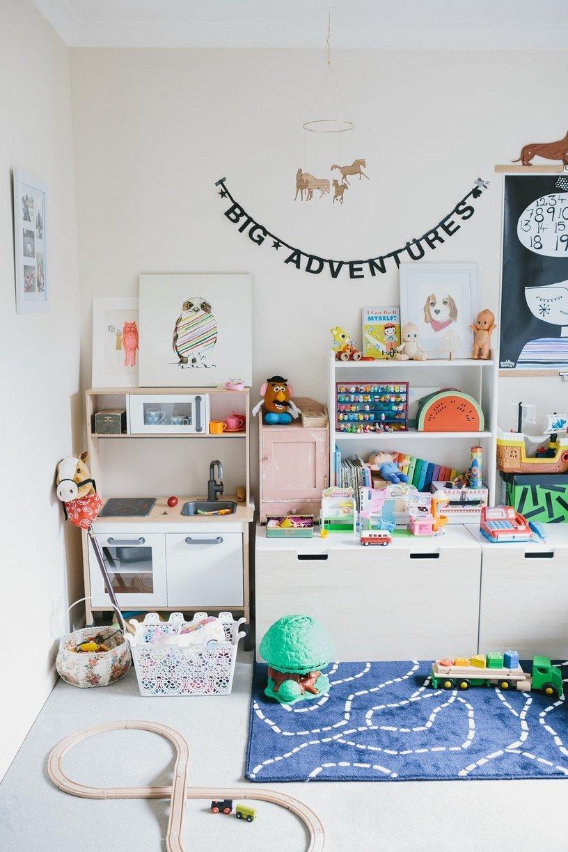 chambre denfant deco jouet