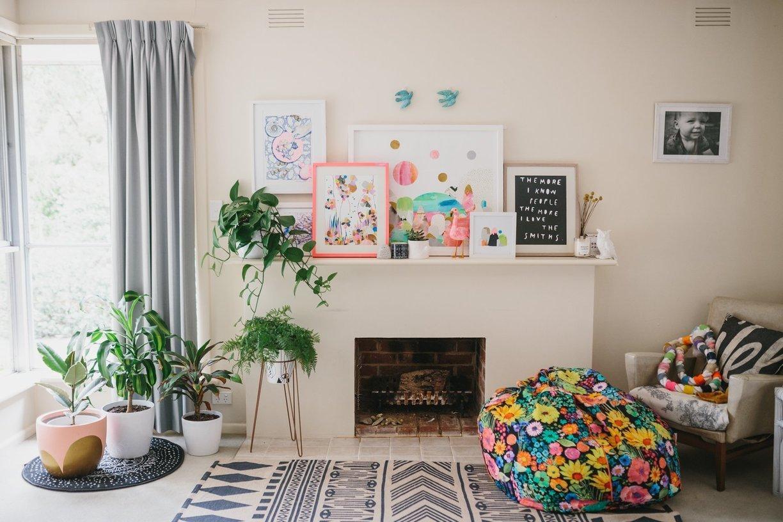 Visite Une Maison Color 233 E Et Pleine De Vie Cocon