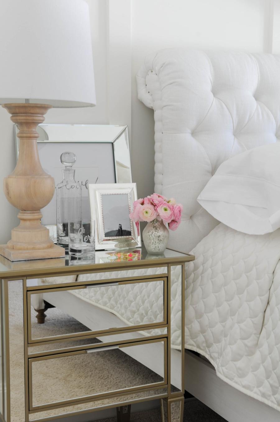 visite une maison chic et raffin e cocon d co vie. Black Bedroom Furniture Sets. Home Design Ideas