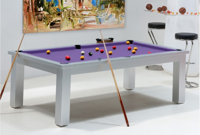 billards de france table convertible