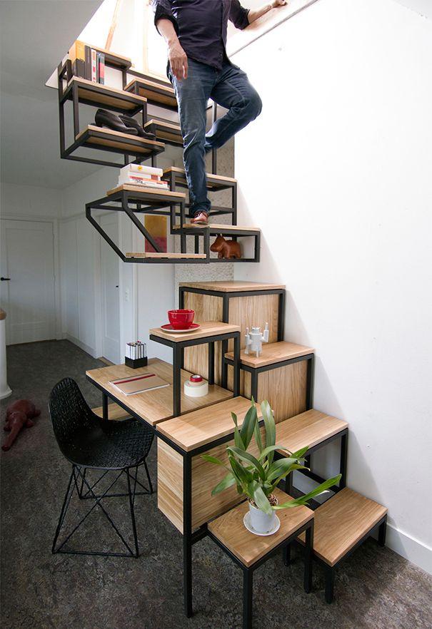 Exceptionnel Comment décorer son escalier? – Cocon de décoration: le blog QR28