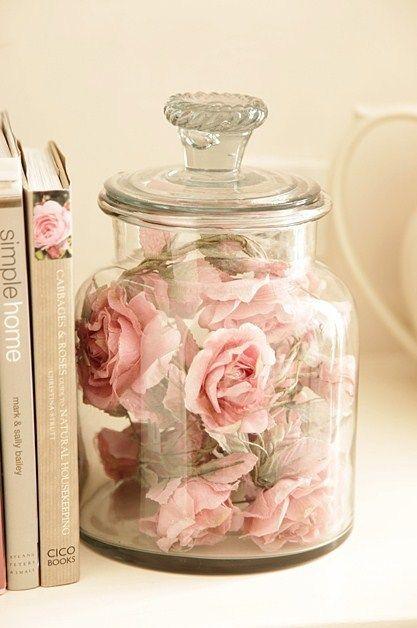 fleur deco bonboniere