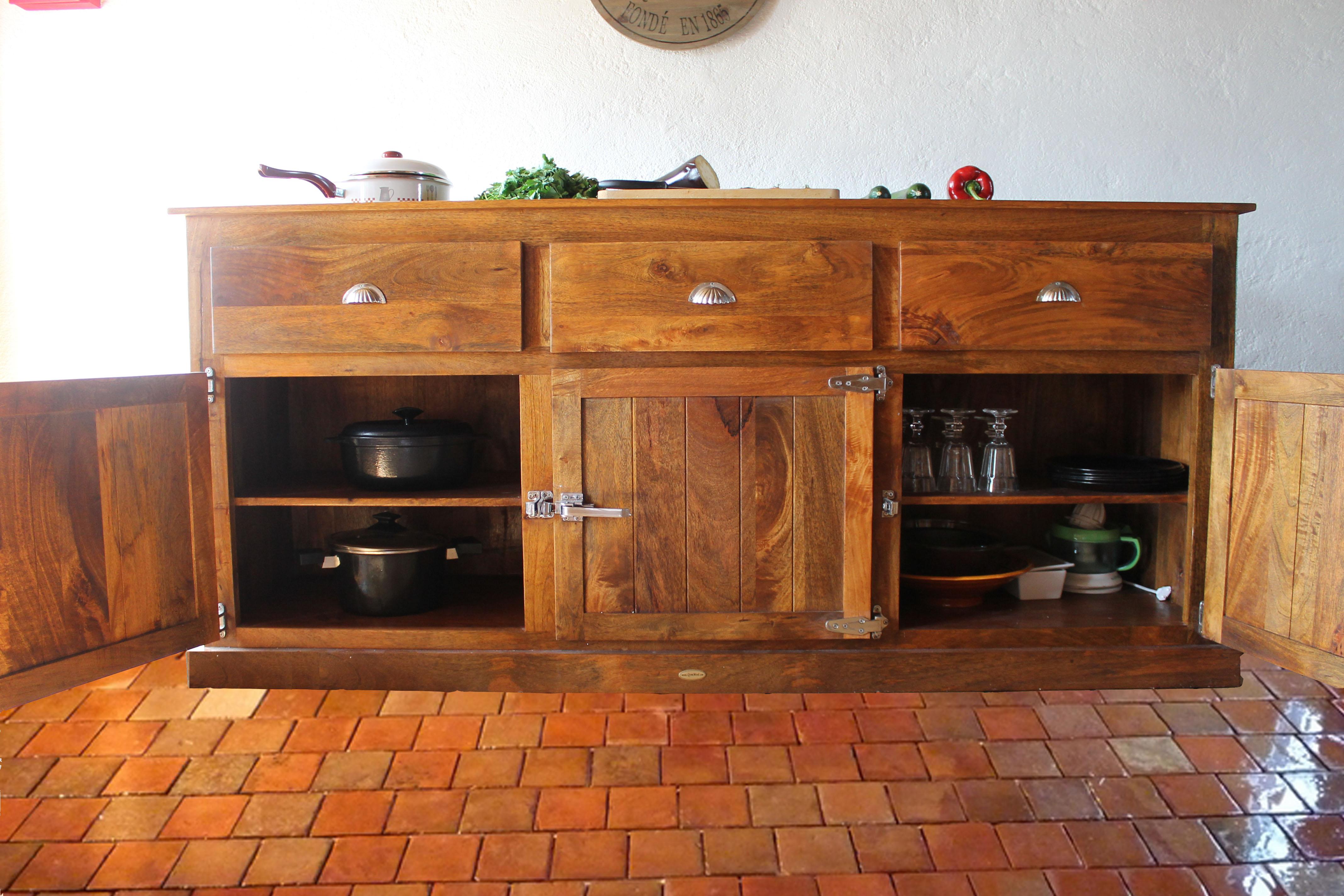 mobilier authentique deco bois