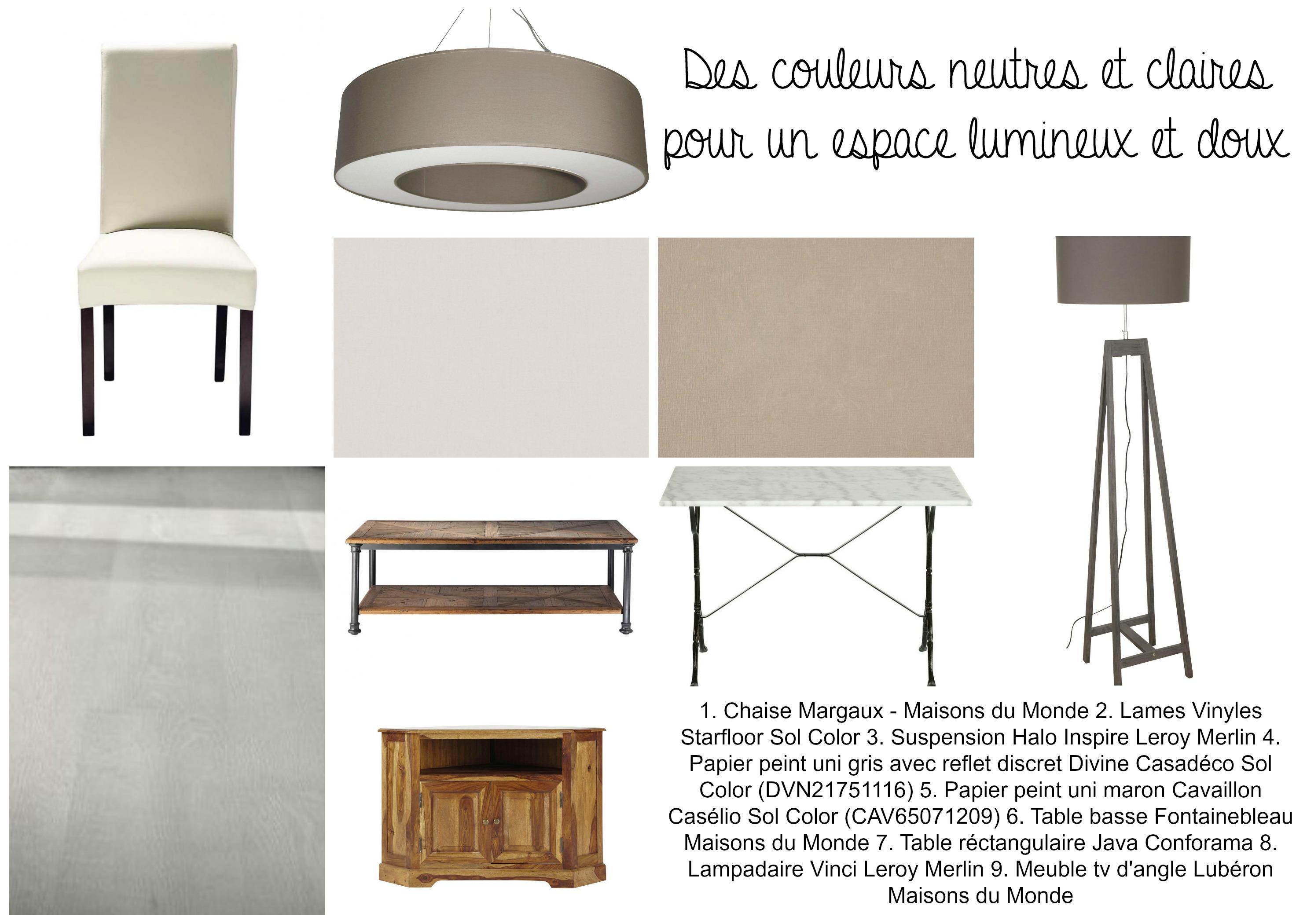 Chaise Margaux Maison Du Monde. Chaise Et Housse Grise ...