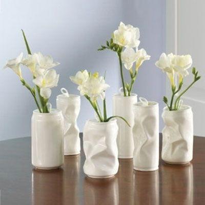 vase pas cher recup