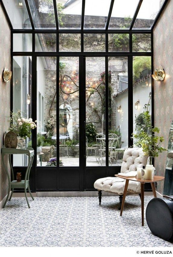Populaire Inspiration – Entre intérieur et extérieur: La véranda – Cocon de  NK41