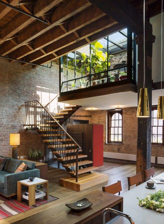 Inspiration entre int rieur et ext rieur la v randa cocon de d coration - Deco interieur veranda ...