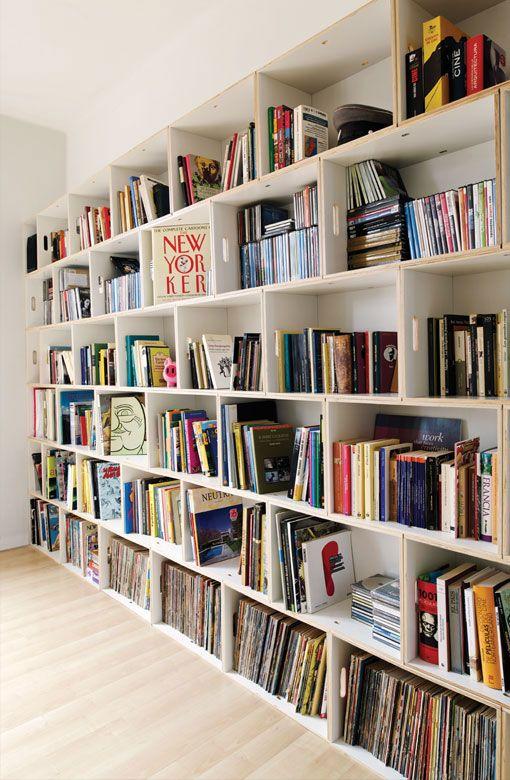 Ranger ses livres cocon de d coration le blog - Bibliotheque rangement livres ...