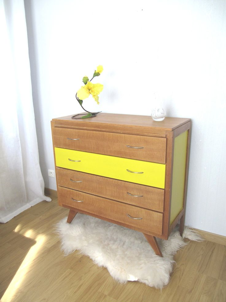 idee deco commode vintage