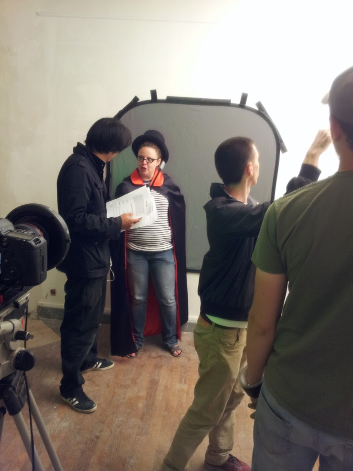 ca bosse tournage isover