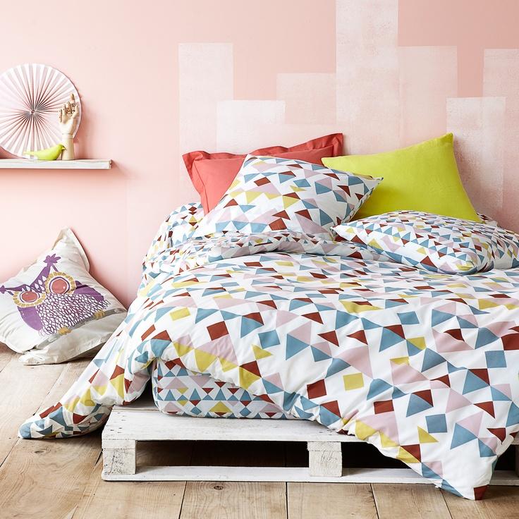 Chambre palette top meuble chambre en palette with chambre palette stunning canape with - Chambre en palette ...