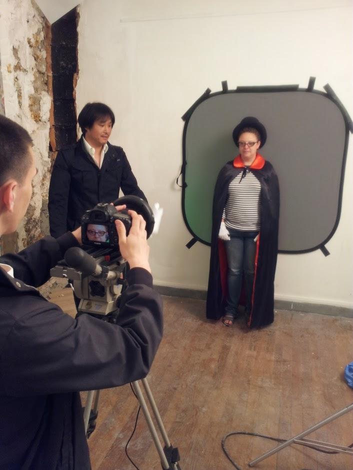 video making of fon vert pas vert