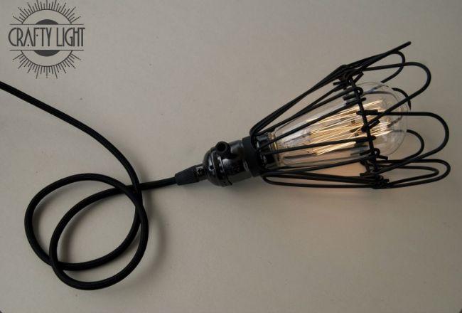 decouverte crafty light luminaire deco
