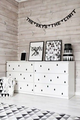 5 diy pour la chambre coucher cocon d co vie nomade. Black Bedroom Furniture Sets. Home Design Ideas