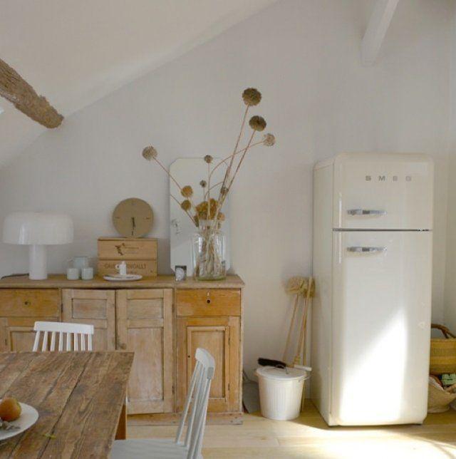 La r cup dans la cuisine cocon de d coration le blog for Interieur frigo smeg