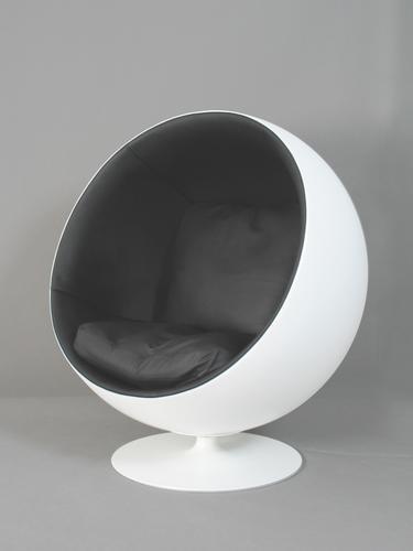 Crédit XXO - Ball Chair, Eero Aarnio, 1965