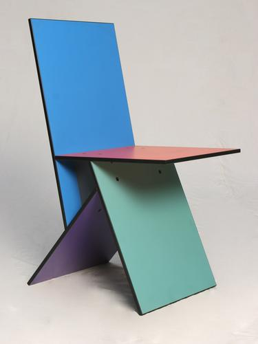Crédit XXO - chaise Vilbert, Verner Panton, 1993