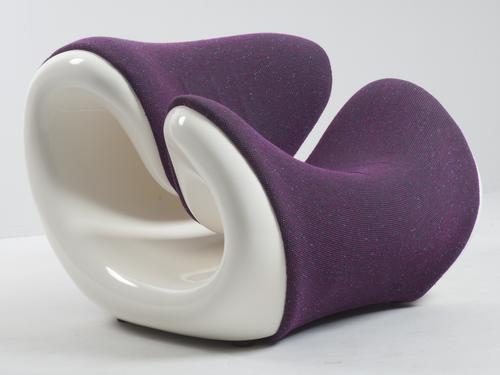 Crédit XXO - fauteuil Esox, Jean-Pierre Laporte, 1970