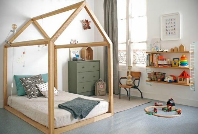 comment creer une chambre montessori