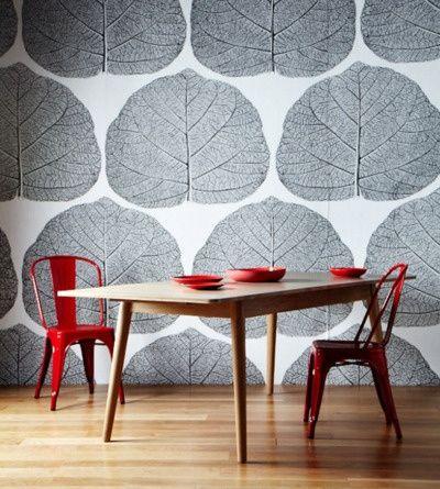 Inspiration Papiers Peints Imprimes Cocon Deco Vie Nomade