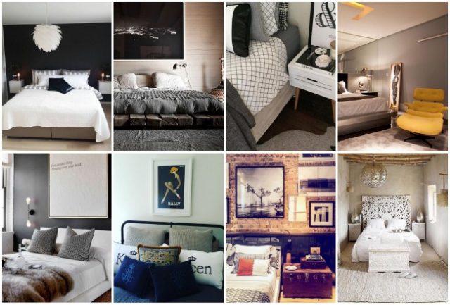 instagram inspiration d co pour la chambre cocon de d coration le blog. Black Bedroom Furniture Sets. Home Design Ideas