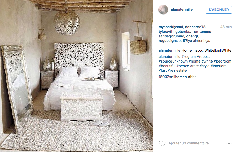 instagram inspiration d co pour la chambre cocon de ForChambre Instagram