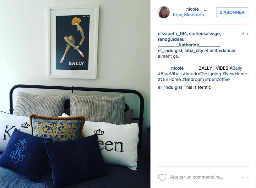 Instagram РInspiration d̩co pour la chambre РCocon de d̩coration ...