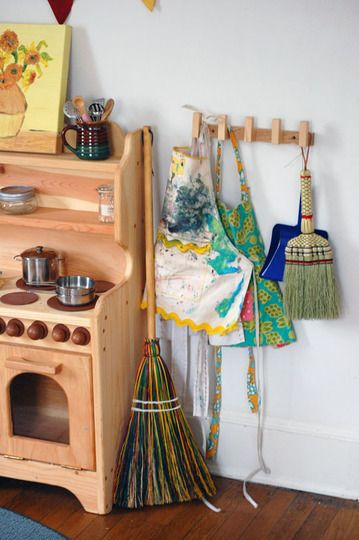 jouets enfant chambre montessori