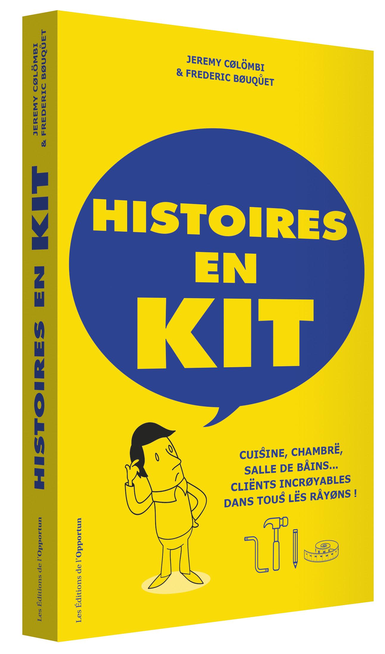 livre histoire en kit