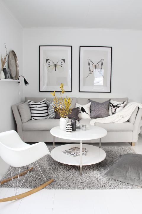 inspiration d co pour un petit salon cocon d co vie nomade. Black Bedroom Furniture Sets. Home Design Ideas