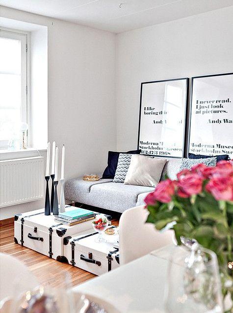 inspiration d co pour un petit salon cocon de d coration le blog. Black Bedroom Furniture Sets. Home Design Ideas