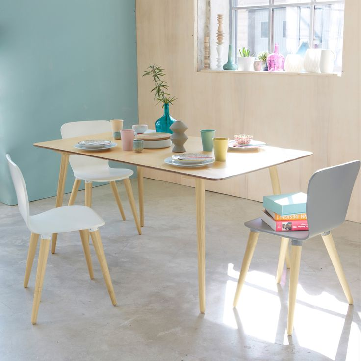 table ronde ou table rectangulaire cocon de d coration le blog. Black Bedroom Furniture Sets. Home Design Ideas