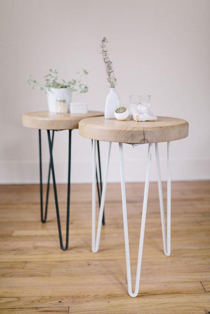 une petite table basse pratique et d co cocon d co vie nomade. Black Bedroom Furniture Sets. Home Design Ideas