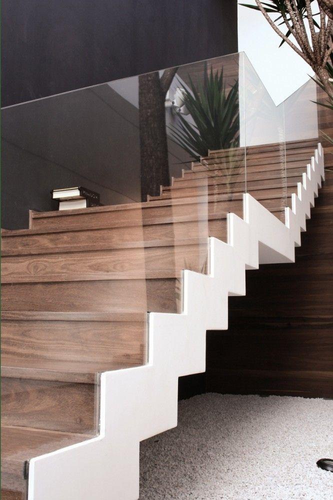 des escaliers qui ont du style cocon de d coration le blog. Black Bedroom Furniture Sets. Home Design Ideas