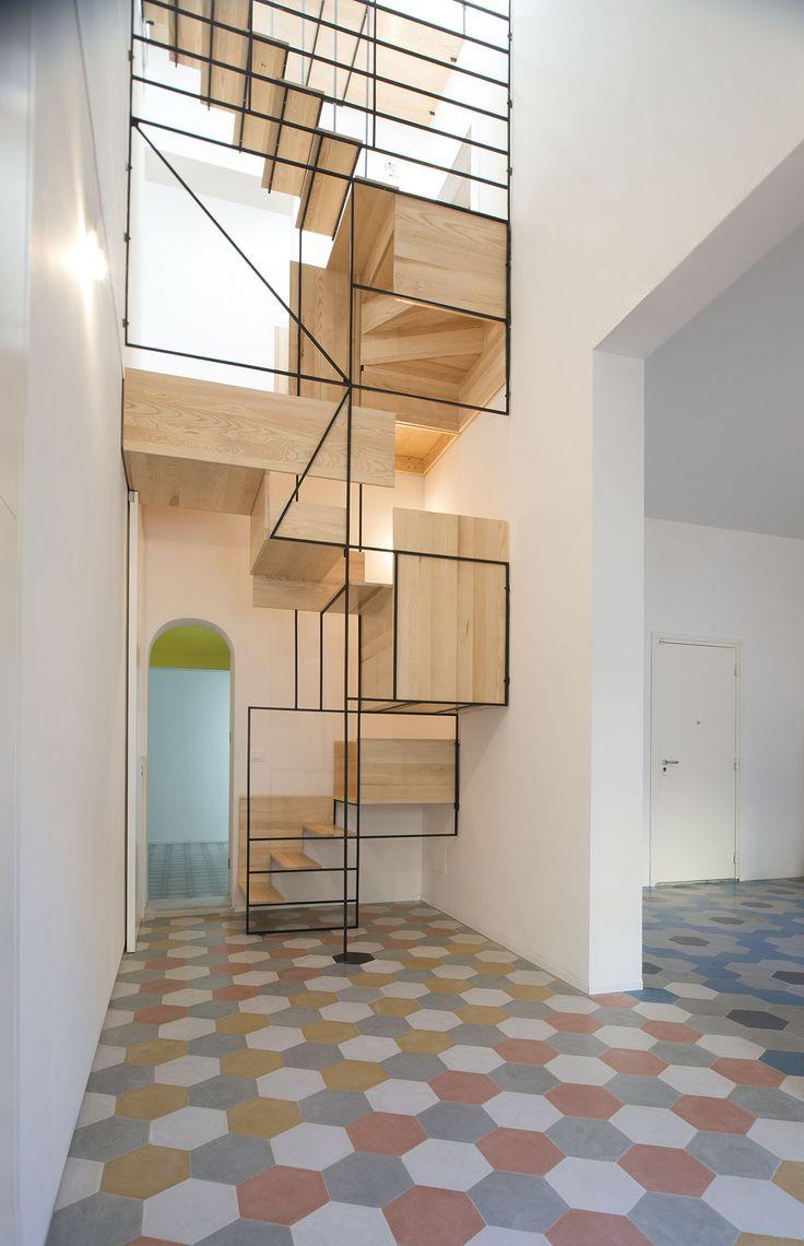 Des Escaliers Qui Ont Du Style Cocon D Co Vie Nomade
