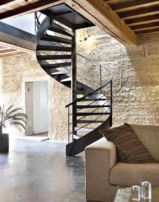 Des escaliers qui ont du style cocon de d coration le blog - Decoration des escaliers ...