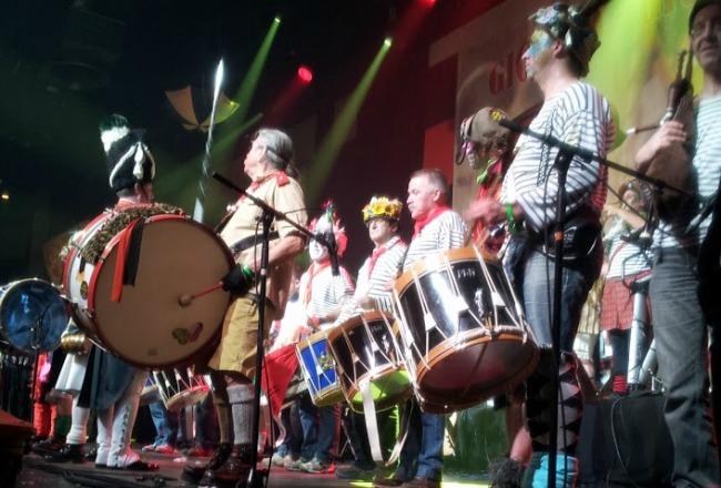 carnaval bal dunkerque 2016