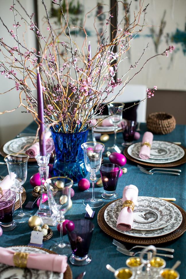 Decoration De Table Pour Paques 2016 - Decorating Ideas