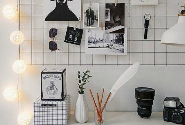 bureau cocon de d coration le blog. Black Bedroom Furniture Sets. Home Design Ideas
