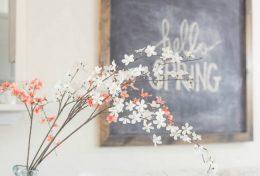 inspiration deco printemps
